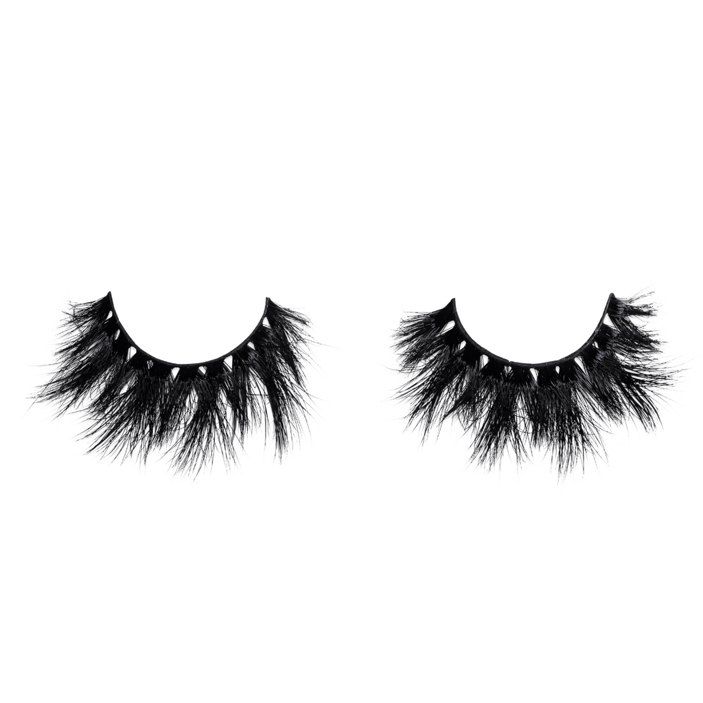 summer collection blaze silk false eyelashes faux mink lashes lotus lashes
