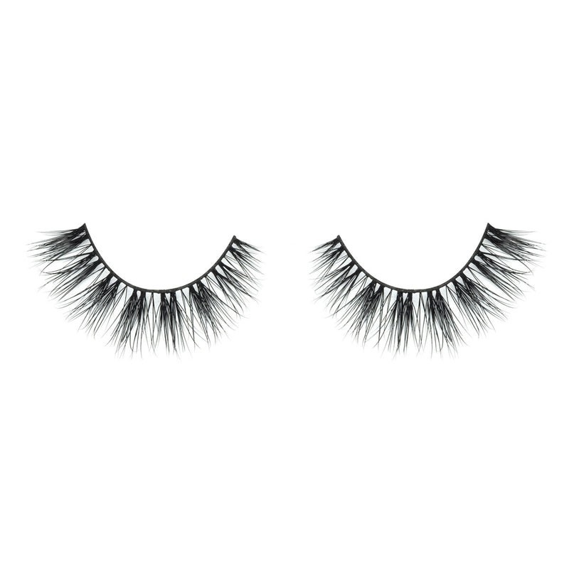 no. 504 mink lashes luxury lashes lotus lashes wispies front
