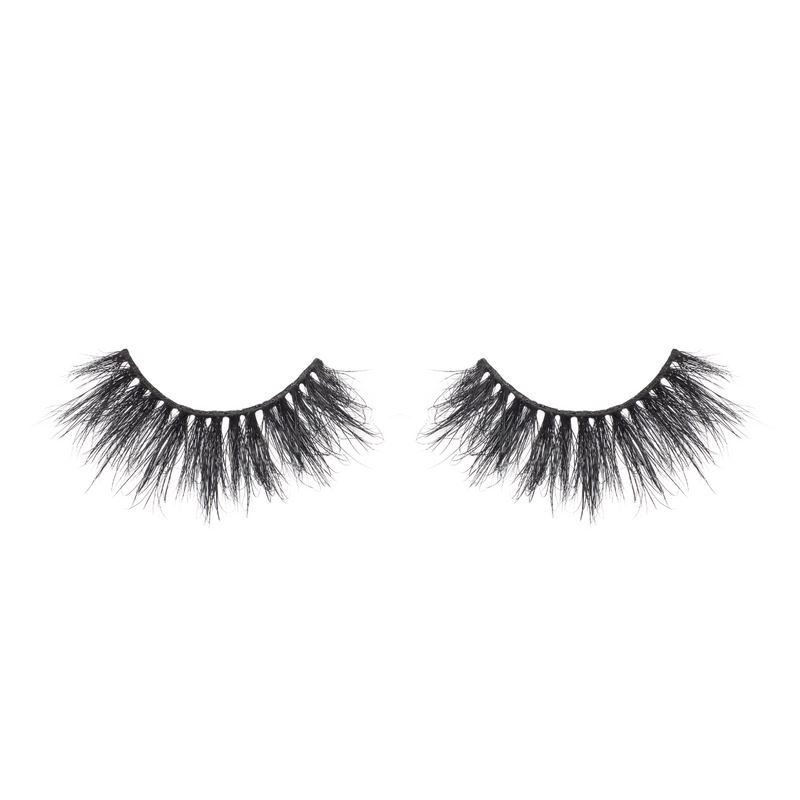 high key mink lashes afterglow false eyelashes lotus lashes