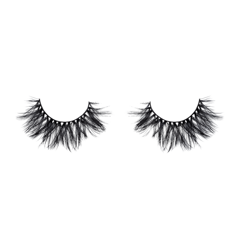 summer collection breezy silk false eyelashes faux mink lashes lotus lashes