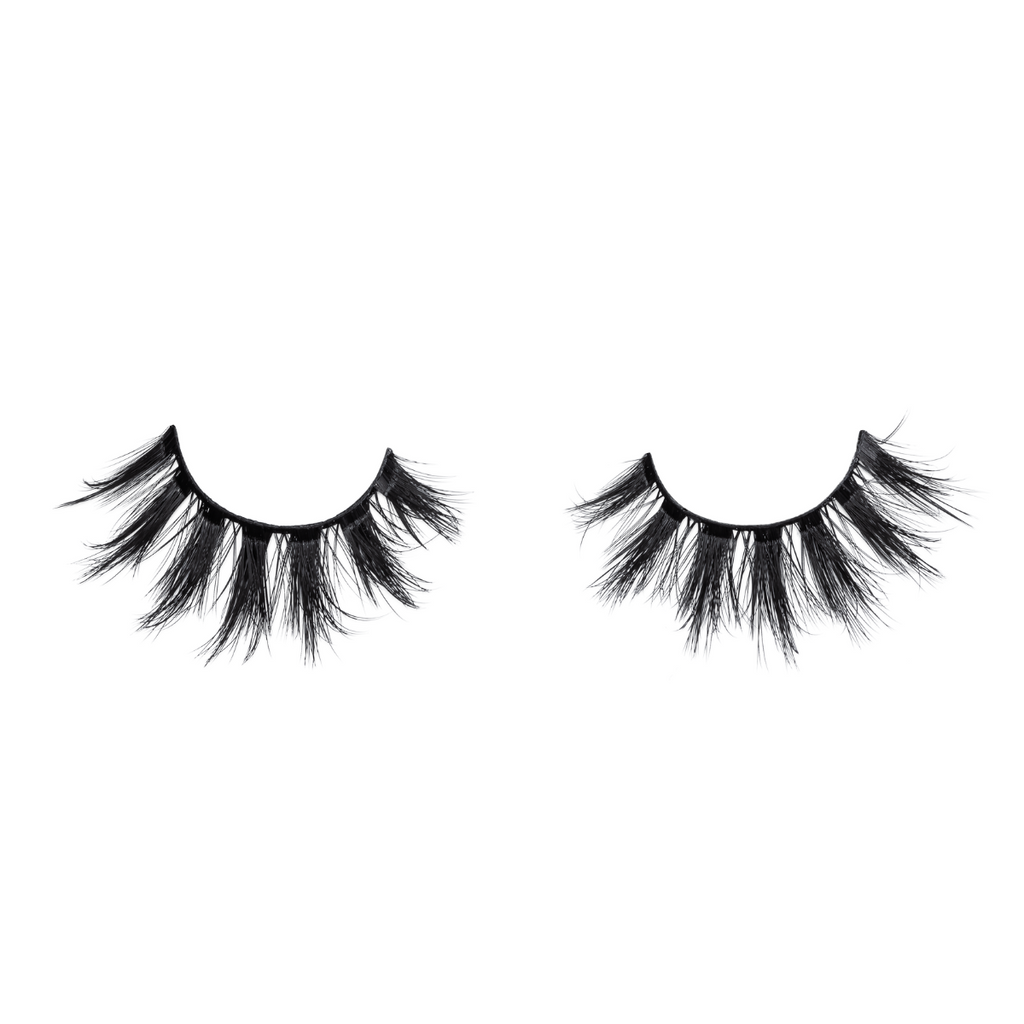 summer collection Kiki silk false eyelashes faux mink lashes lotus lashes