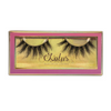 summer collection Kiki silk false eyelashes faux mink lashes lotus lashes package