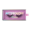amaze 3d mink lashes false eyelashes afterglow lotus lashes in packaging