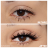 no. fx33 faux mink lashes false eyelashes lotus lashes before and after