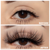 seductive 25 mm faux mink lashes false eyelashes lotus lashes seductive