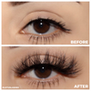 VVS Mink Lashes 3d mink lashes Diamond Series before and after false eyelashes Lotus Lashes