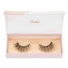 baby love mink lashes false eyelashes lotus lashes in packaging