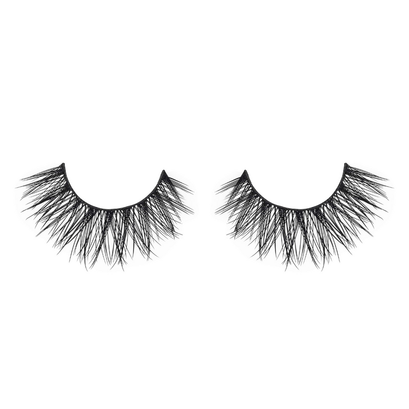 No. FX1 faux mink lashes vegan lotus lashes out of packaging