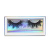No. FX2 faux mink lashes vegan lotus lashes in  packaging
