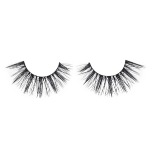 No. FX3 faux mink lashes vegan doll eyes lotus lashes out of packaging
