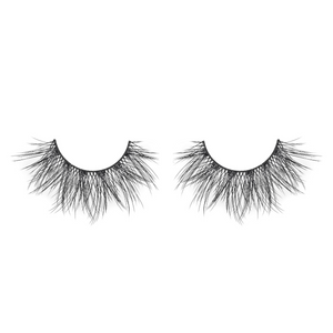 no. fx32 faux mink lashes false eyelashes lotus lashes out of packaging