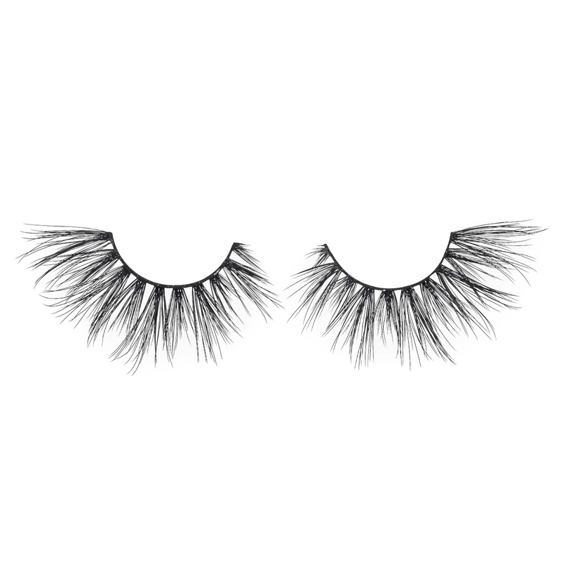 No. FX34 faux mink lashes false eyelashes lotus lashes out of packaging