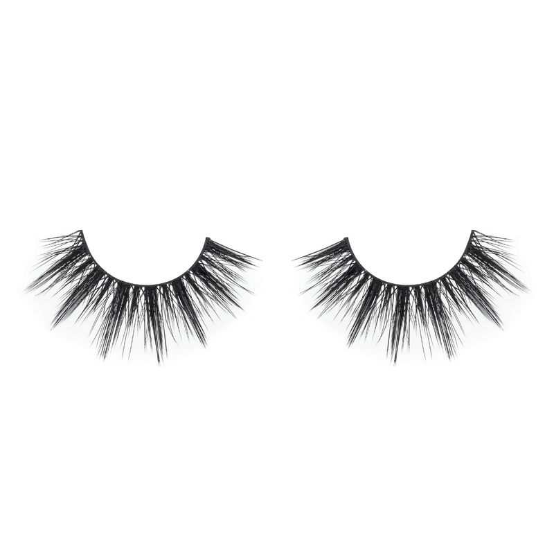 No. FX4 faux mink lashes vegan doll eyes lotus lashes out of packaging