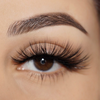 No. FX6 faux mink lashes vegan lotus lashes close up