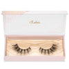 no. 121 3D clear band mink lashes luxury lashes lotus lashes in packaging
