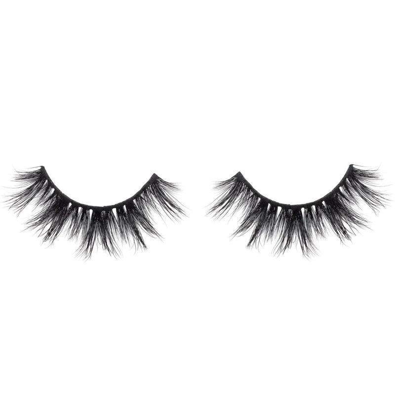 no. 205 3D mink lashes luxury lashes lotus lashes front doll glamorous lashes