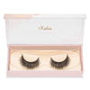 no. 18 mink lashes luxury lashes lotus lashes in packaging