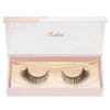 no. 75 mink lashes luxury lashes lotus lashes in packaging
