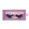 Shook 3d mink lashes false eyelashes afterglow lotus lashes in packaging