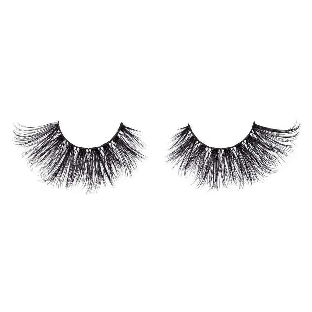 temptress faux mink lashes 25 mm mink lashes false eyelashes out of packaging lotus lashes