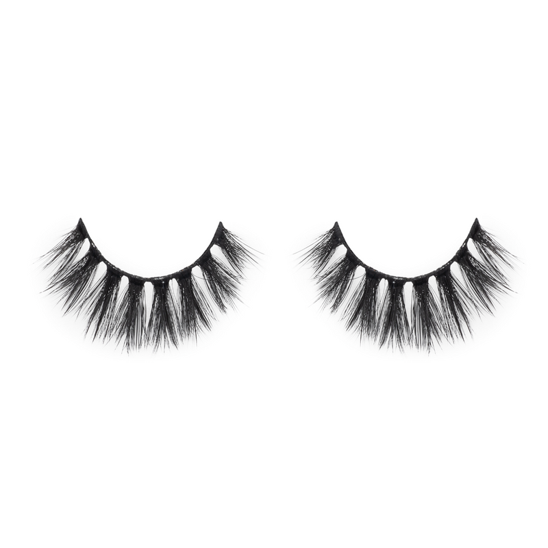 wish silk false lashes false eyelashes lotus lashes holiday collection in packaging