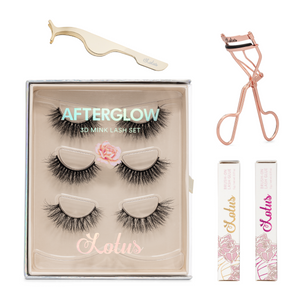 bridal bundle mink lashes false eyelashes lotus lashes