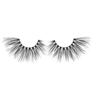 enchantress 25 mm faux mink lashes false eyelashes lotus lashes out of packaging