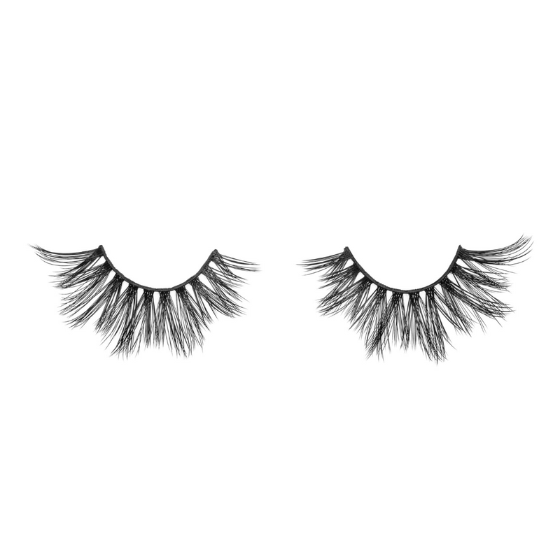 No. FX21 faux mink lashes false eyelashes lotus lashes out of packaging