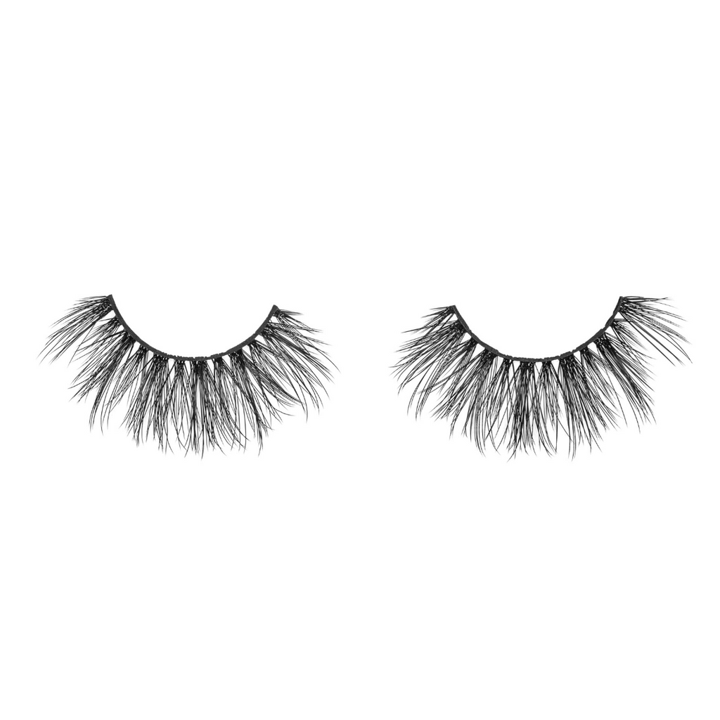 No. FX22 faux mink lashes false eyelashes lotus lashes out of packaging