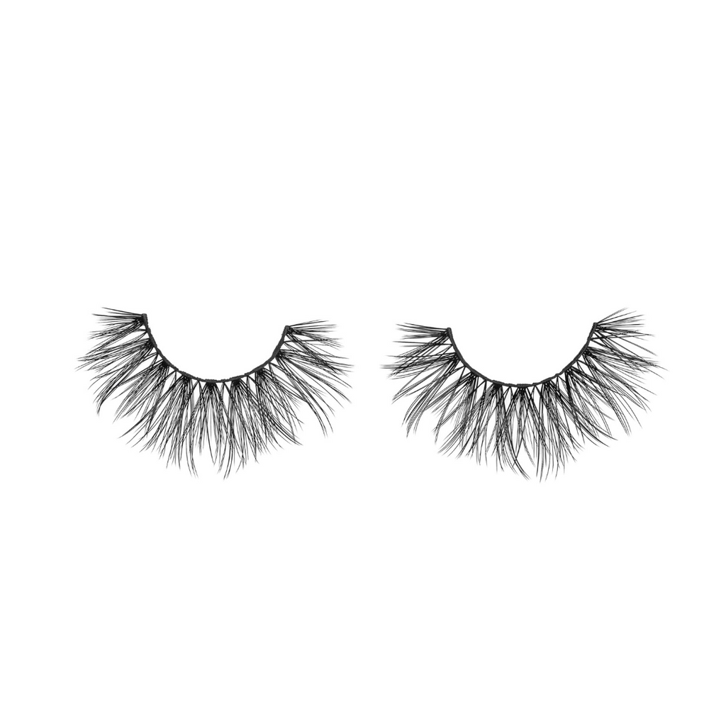No. FX24 faux mink lashes false eyelashes lotus lashes out of packaging