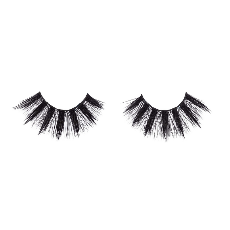 no. fx26 faux mink lashes false eyelashes out of packaging lotus lashes
