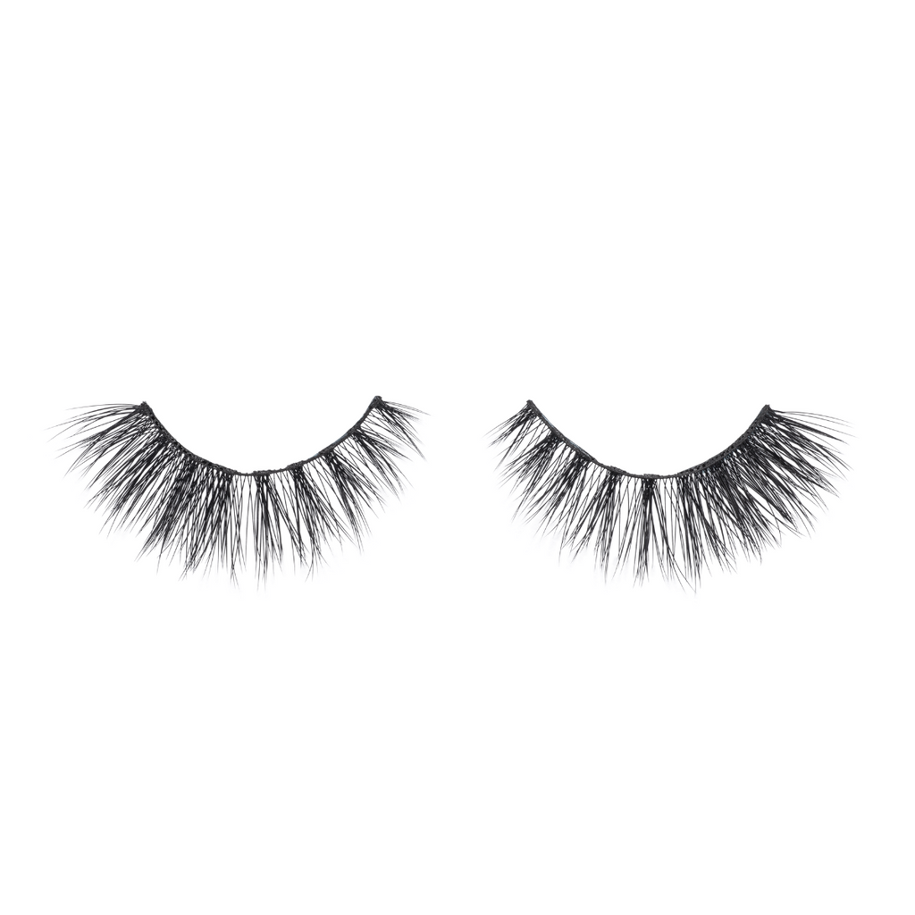 fx36 faux mink lashes false eyelashes lotus lashes out of packaging