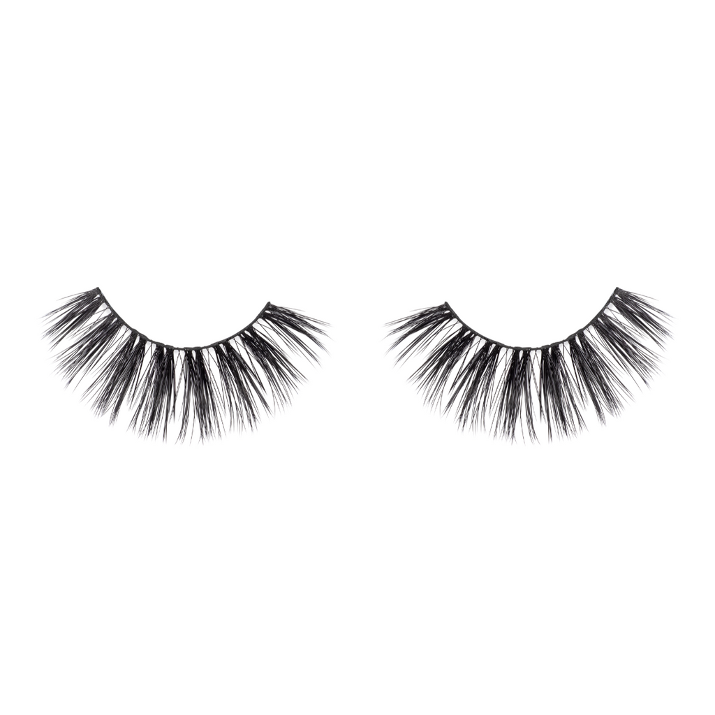 No. FX5 faux mink lashes vegan lotus lashes out of packaging