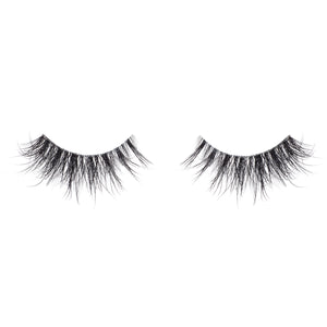 no. 117 3D mink lashes invisible band luxury lashes lotus lashes medium volume
