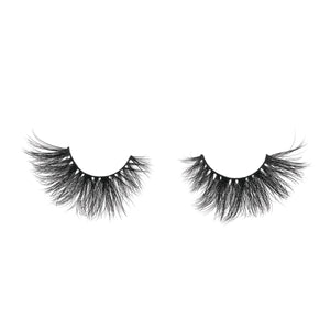 Certified 3D Mink Lashes Diamond Series out of packaging false eyelashes Lotus Lashes
