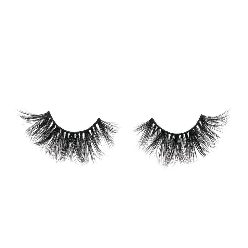 Princess Cut Mink Lashes 3d mink lashes Diamond Series out of packaging false eyelashes Lotus Lashes