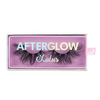 afterglow 25mm shade mink lashes false eyelashes in package