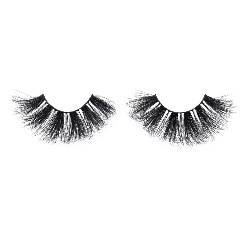 afterglow 25mm tokyo mink lashes false eyelashes lotus lashes out of packaging