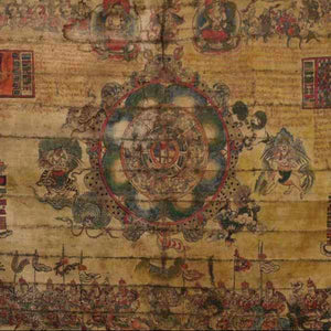 Antique Buddhist & Himalayan Art