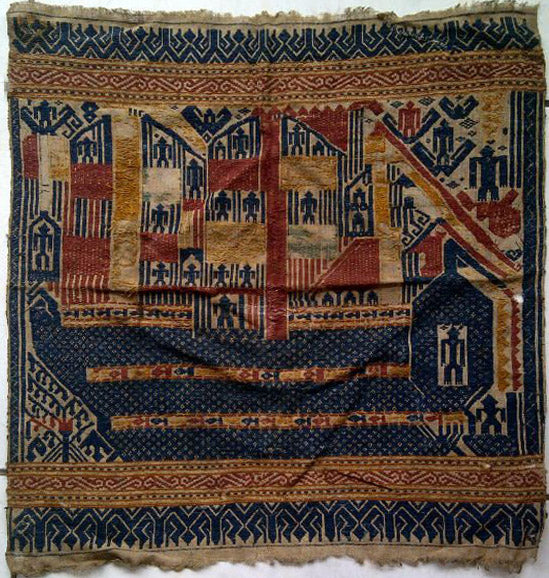 ONLINE EXHIBITION - TAMPAN SHIP CLOTHS