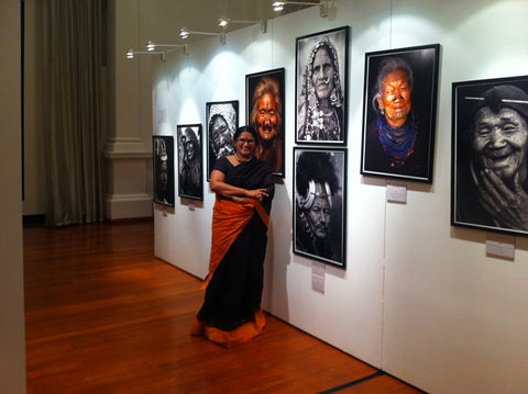 Tribal Expressions Exhibition of Photos by Jaina Mishra