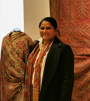 Christie's Auction Preview Kashmir Shawls