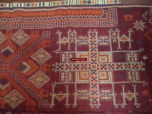 802  Shekhawati Bishnoi Shawl Rajasthan Textile Art -ART-GALLERY-INTERIOR-HOME-DECOR-FASHION-STYLE-MUSEUM