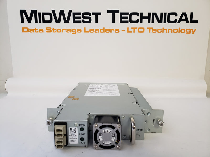 Quantum 3-06568-01 LTO6 FC Tape Drive In Tray i40 i80 1-04216-01