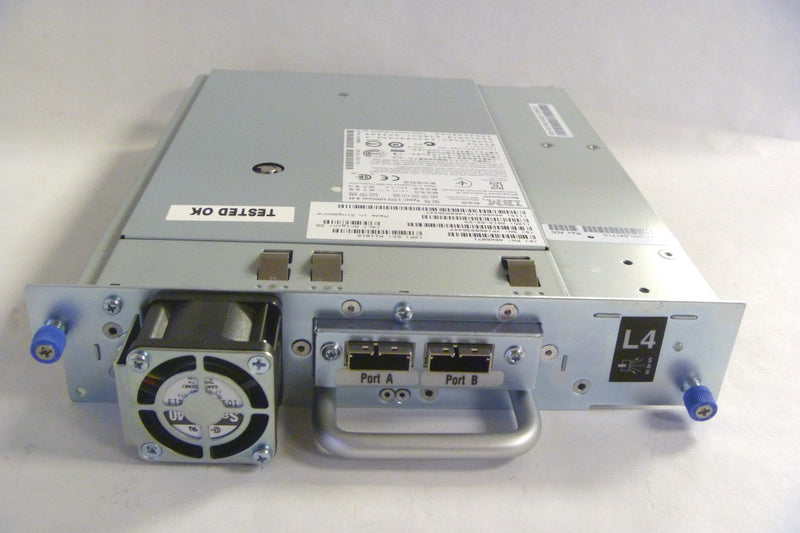 IBM 3573-8149 LTO4 SAS V2 Tape Drive In Tray For TS3100 TS3200 46X6071 46X1939