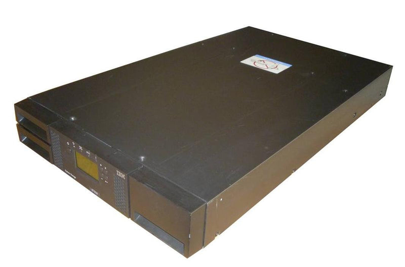 IBM TS3100 Library 24-Slot LTO5 SAS
