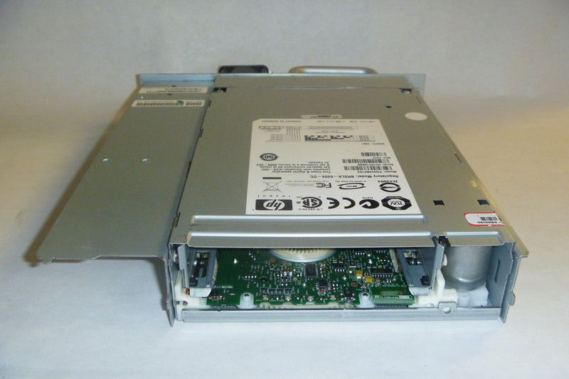 SUN 380-1566-01 LTO2 half-height LVD SCSI Tape Drive