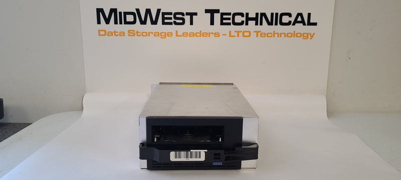 DELL 3YDX6 LTO7 FH FC Tape Drive in ML6000 Tray 8-01435-01