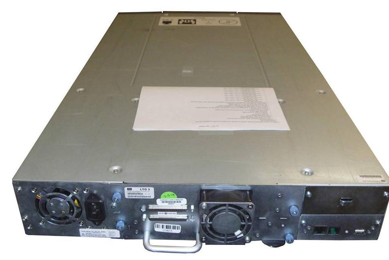 HP MSL2024 24-Slot Library 407351-001 LTO3 SCSI Tape Drive PD073K
