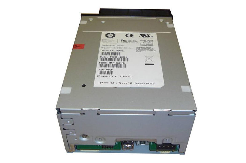 Oracle 7020567 LTO4 FC Tape Drive HP for SL500